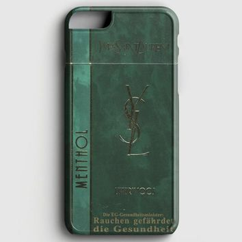 YSL Yves Brand iPhone 8 Plus Case