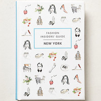 The Fashion Insider's Guide: New York by Anthropologie Multi One Size Gifts
