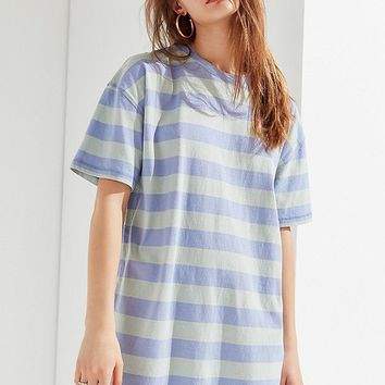 UO Sydney Striped T-Shirt Dress | Urban Outfitters