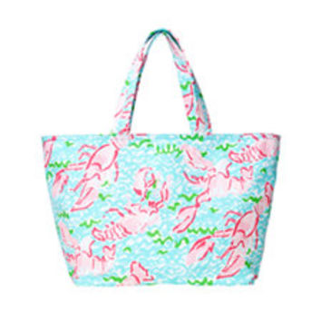 Palm Beach Tote - Lobstah Roll - Lilly Pulitzer
