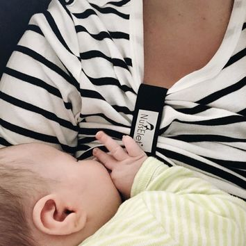 Sweet Dreams (black)- Nursing Bracelet by NursElet