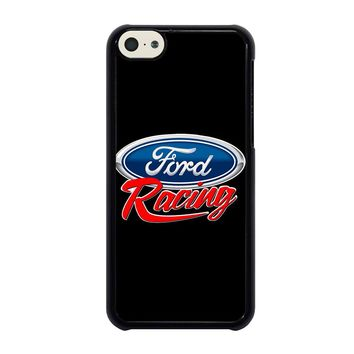 FORD RACING LOGO iPhone 5C Case