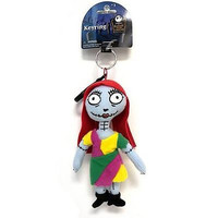 The Nightmare Before Christmas Sally Plush Key Chain official licensed product