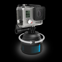 Scenelapse - 360° Time Lapse Unit for GoPro Cameras | GoPole Mounts & Accessories