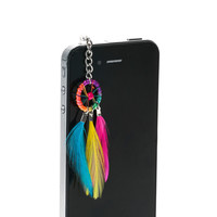 Dreamcatcher Phone Plug