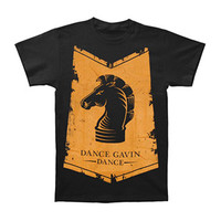 Dance Gavin Dance Men's  Horse Power T-shirt Black