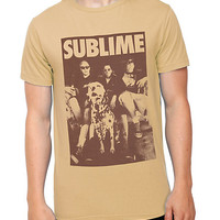 Sublime Band Photo Slim-Fit T-Shirt