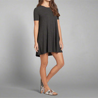 Trapeze T-Shirt Dress
