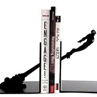 Iron Man Marvel Bookends for Kids