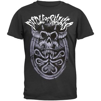 Danzig - Circle of Snakes Album Cover Adult T-Shirt