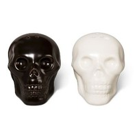 Halloween Skull Salt and Pepper Shakers - Spritz™ : Target