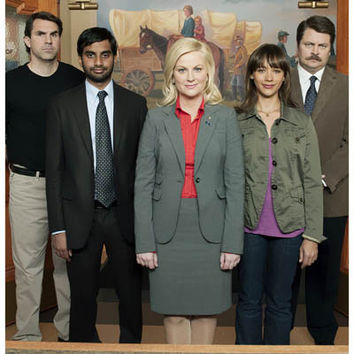 Parks and Recreation TV Show Poster 11x17
