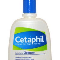 Daily Facial Cleanser For Normal to Oily Skin Cleanser Cetaphil