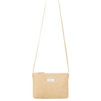 ZOEY CROSS-BODY in Brown - BCBGeneration