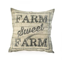 SWEET FARM PILLOW