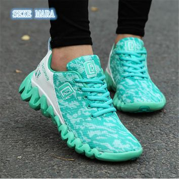 Women's Breathable Athletic Training Tennis Shoes