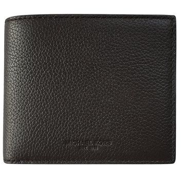 DCK4S2 Michael Kors Russel Men's Leather Billfold Wallet