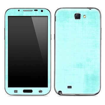 Vintage Blue Pattern Skin for the Samsung Galaxy Note 1 or 2