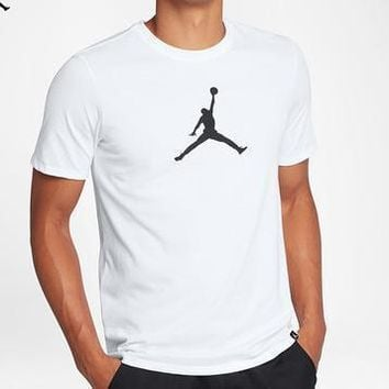Nike Men Fashion Casual Sports Shirt Top Tee-15