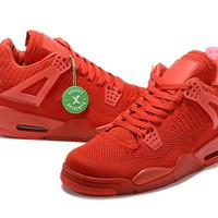 Air Jordan 4 Weave Red Size 40-47