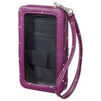 Merona® Dotted Phone Case Wallet - Purple