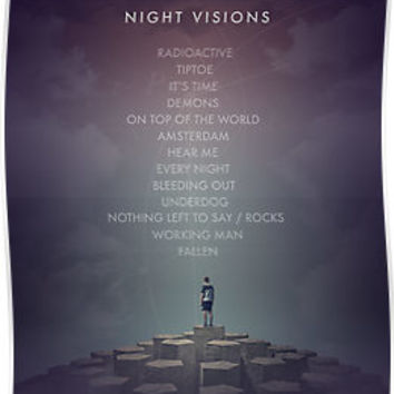 Images Of Imagine Dragons Night Visions Wallpaper