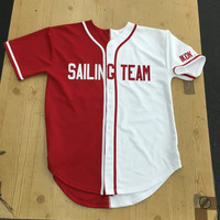 Lil Yachty Sailing Team Baseball Jersey Replica