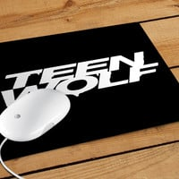 Teen Wolf Mousepad | Aneend