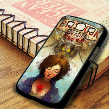 Briliant Bioshock Infinite Poster Samsung Galaxy S3 Case
