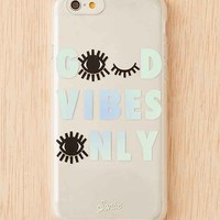 Sonix Good Vibes Only iPhone 6/6s Case
