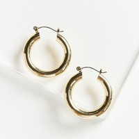 Chunky Hoop Earring | Urban Outfitters