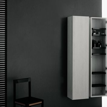 SECTIONAL STORAGE BATHROOM CABINET PIANURA | BATHROOM CABINET | BOFFI
