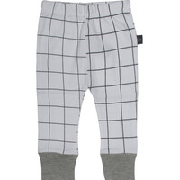 Grid Skinny Leggings