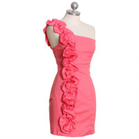 sweet summer day ruffle detail dress - $49.99 : ShopRuche.com, Vintage Inspired Clothing, Affordable Clothes, Eco friendly Fashion