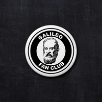 Galileo fan club button