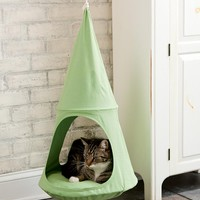 Hanging Cat Cuddle Pod - Plow & Hearth