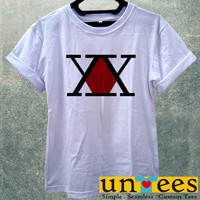 HxH Logo Japan Anime Hunter x Hunter Symbol Women T Shirt