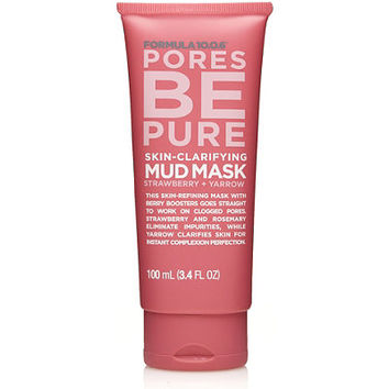 Formula 10.0.6 Pores Be Pure Skin-Clarifying Mask
