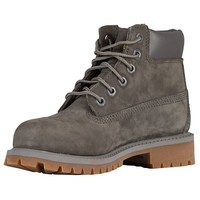 "Timberland 6"" Premium Waterproof Boots - Boys' Grade School at Foot Locker"