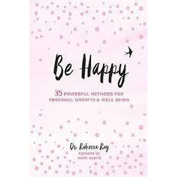 BE HAPPY BOOK