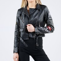 Anna Rocker Bicker Jacket | Entire Desire
