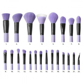 Coastal Scents: Brush Affair Vanity Collection in Orchid