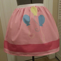 My Little Pony inspired full skirt - cutie mark - any pony - made to order