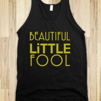 Beautiful Little Fool Gatsby Tank