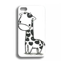 New Charming Fashion Cute Hybrid Hard Back Case Cover For Apple iPhone 4 4G 4S+VAMVAZ cleaning Cloth with logo