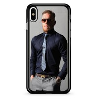 Conor Mcgregor 4 iPhone X Case