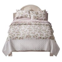 Target:Simply Shabby Chic?- Floral Bedspread - Pink