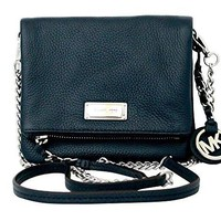 Michael Kors Corinne Extra Small Leather Crossbody Bag Purse Handbag