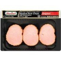 Hormel Smoked Fully Cooked Pork Chops 10 OZ