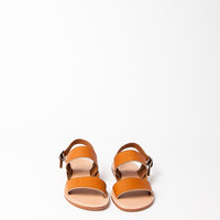 Taize Sandals - Natural Leather - A.Cheng